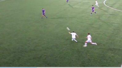 VIDEO - Un but de 50 mètres venu d'ailleurs