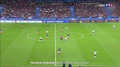 Football : les raisons d'un couac lors du match France-Albanie