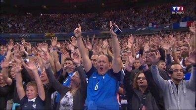 Les Bleus concentrés dès l'hymne