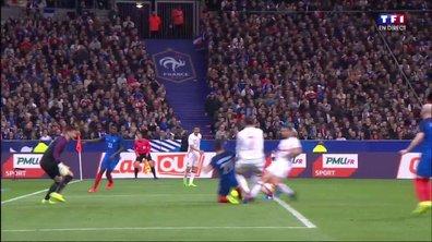 France-Paraguay (4-0) : Moussa Sissoko en remet une couche !