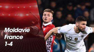 Qualif Euro 2020 -  Moldavie / France : revoir le match en intégralité