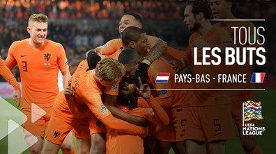 Pays-Bas - France : Voir tous les buts du match en vidéo