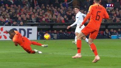 Pays-Bas - France (0 - 0) : Voir la frappe de Pavard en vidéo