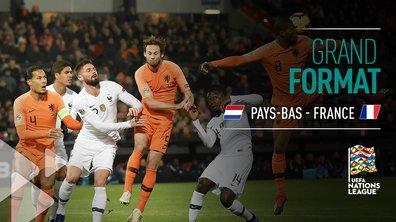 Pays-Bas - France : Voir le Grand format du match en vidéo