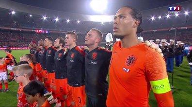 Pays-Bas - France : Voir l'hymne néerlandais en vidéo