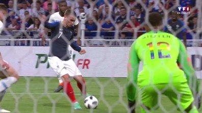France-Australie : Griezmann-Mbappé-Dembélé devant ?