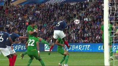 France - Bolivie (1 - 0) : Voir le coup de tête d'Umtiti en vidéo