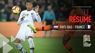 Pays-Bas - France : Voir le résumé du match en vidéo