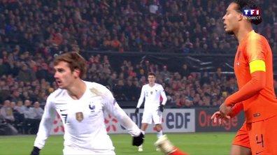 Pays-Bas - France (0 - 0) : Voir la tête de Griezmann en vidéo