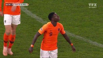 Allemagne - Pays-Bas (2 - 1) : Voir le but de Promes en vidéo