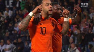 Pays-Bas - Angleterre (3 - 1) : Voir le but de Promes en vidéo