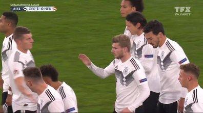 Allemagne - Pays-Bas (1 - 0) : Voir le but de Werner en vidéo