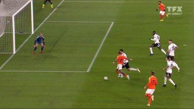 Allemagne - Pays-Bas (2 - 0) : Voir la chevauchée de Depay en vidéo