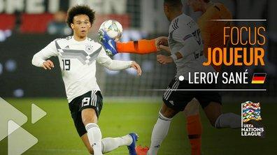 Allemagne - Pays-Bas : Voir le match de Leroy Sané en vidéo