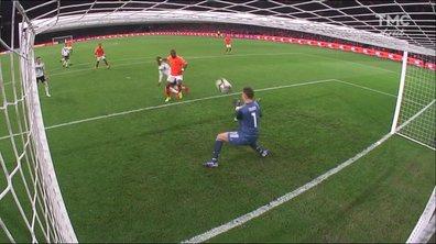 Pays-Bas - Allemagne (0 - 1) : Voir la double parade de Neuer en vidéo