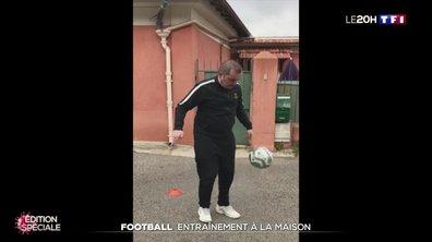 Football version confinement : un nouveau challenge inonde les réseaux sociaux