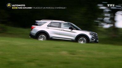 Ford Explorer : 7 places et un morceau d'Amérique !