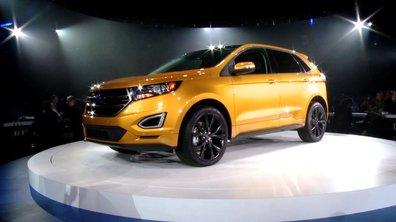 Ford Edge 2015 : présentation officielle