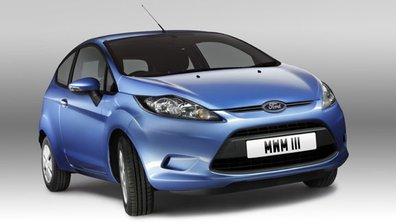 Ford continue sur sa lancée verte et proposera une Fiesto ECOnetic