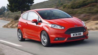 Salon de Genève 2012 : Ford Fiesta ST officielle avec 180 ch