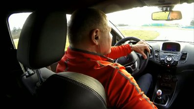 BONUS WEB : La Ford Fiesta ST sur le Circuit de l'Ouest Parisien
