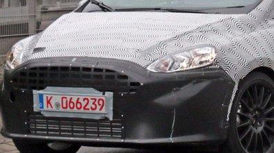 Scoop : la future Ford Fiesta ST est de sortie !