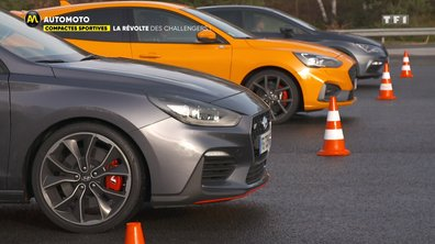 Ford Focus ST vs Hyundai I30 N vs Seat Leon Cupra