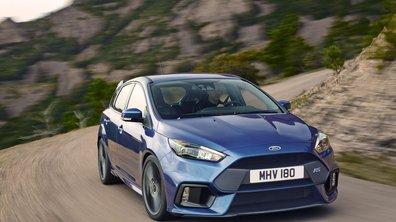 Ford Focus RS 2015 : la nouvelle compacte aux 320 chevaux et 4 roues motrices
