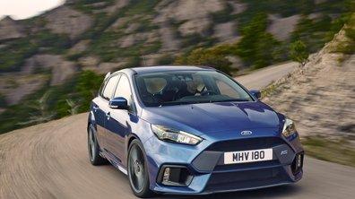 Ford Focus RS : première idée de tarif