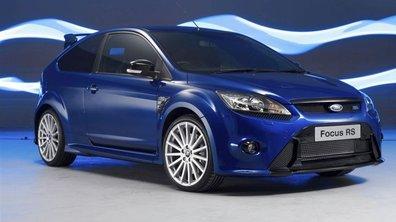 Ford Focus RS : la puissance avant tout !