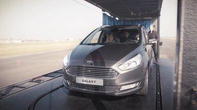 Ford Galaxy 2015 : dévoilé dans un tour de magie