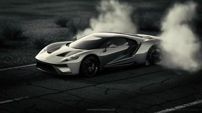 Ford GT 2016 : présentation officielle en mouvement