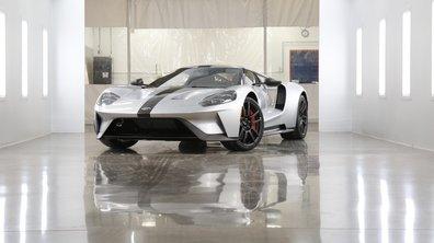Ford dégaine une édition « Competition Series » pour la GT