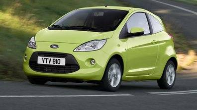 Ford : des ventes en progrès !