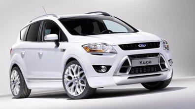 Ford Kuga 2.5 Turbo : Un nouveau moteur plus dynamique