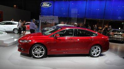 Mondial de l'Automobile2014 : nouvelle Ford Mondeo, la 4e génération débarque enfin en Europe