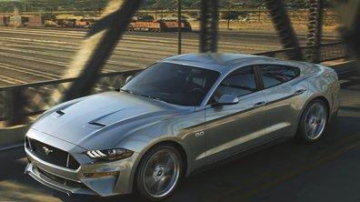 Design : Et si la Ford Mustang était une berline ?
