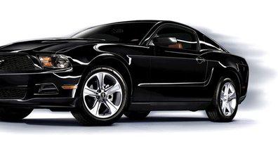 La Ford Mustang 2010 équipée d'un nouveau V6