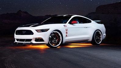 Ford dévoile une unique Mustang Apollo