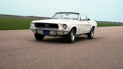 Qui est le gagnant de la Ford Mustang à gagner dans Automoto ?