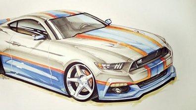 Ford Mustang King Edition : Jusqu'à 825 chevaux !