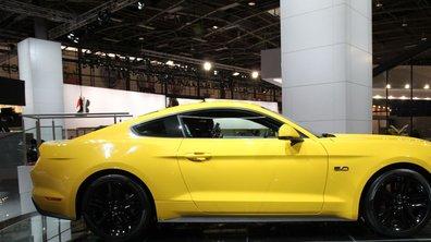 Mondial de l'Automobile 2014 : nouvelle Ford Mustang, l'Europe accueille la sixième génération