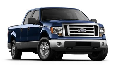 Ford annonce un pick-up hybride F-series