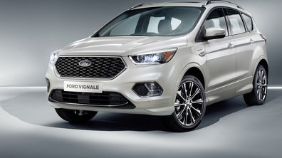 Salon Genève 2016 : Vignale, la nouvelle patte luxe de Ford