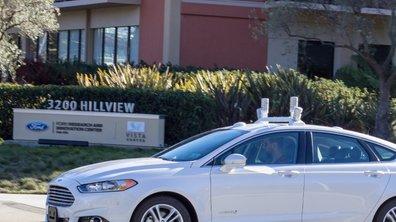 Une alliance entre Google et Ford pour créer des voitures autonomes ?