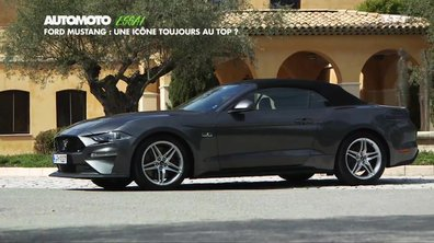 Essai - Ford Mustang : Une icône toujours au top ?