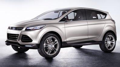 Ford : le remplaçant du Kuga sera dévoilé le 16 novembre 2011