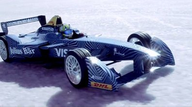 Insolite : Une Formule E au Groenland