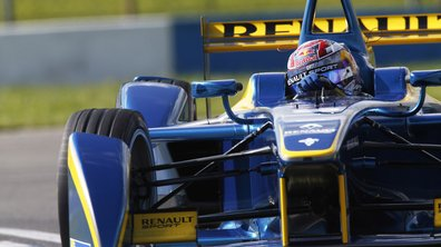 Formule e - Monaco 2015 : Buemi en pole position
