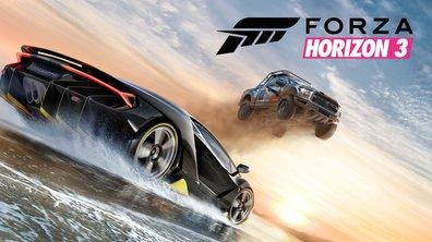 Forza Horizon 3: la liste des 356 véhicules dévoilée
